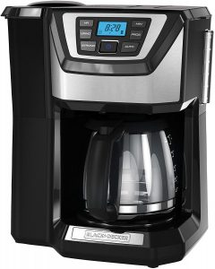 Best Coffee Maker with a Grinder