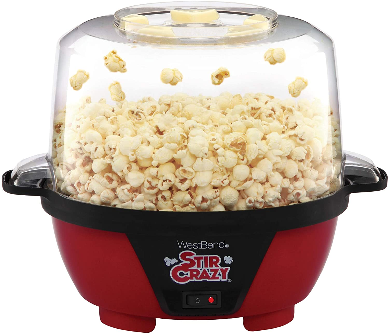 Best Hot Air Popcorn Popper