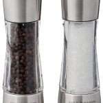 Do you want a hassle-free way to spice your food? Well, one of the proven techniques is getting the best salt and pepper grinders.