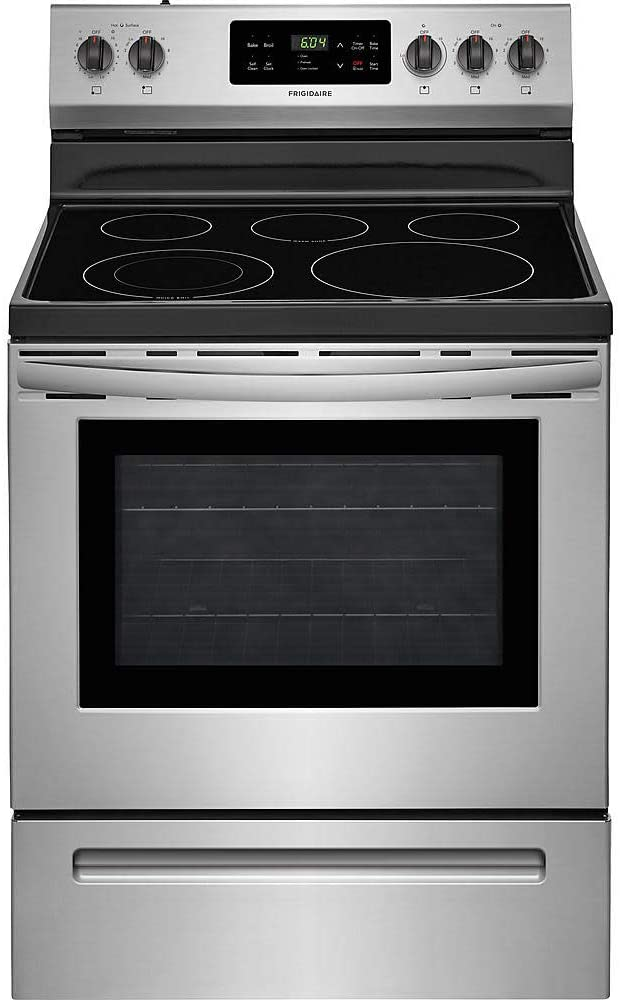 Best Slide-In Electric Range