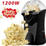 Do you want a healthy technique to make your popcorn? Well, buying the best hot air popcorn popper is the first step towards this crucial journey.