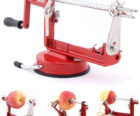 best electric apple peeler corer slicer
