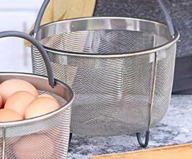 Best Steamer Basket for Instant Pot