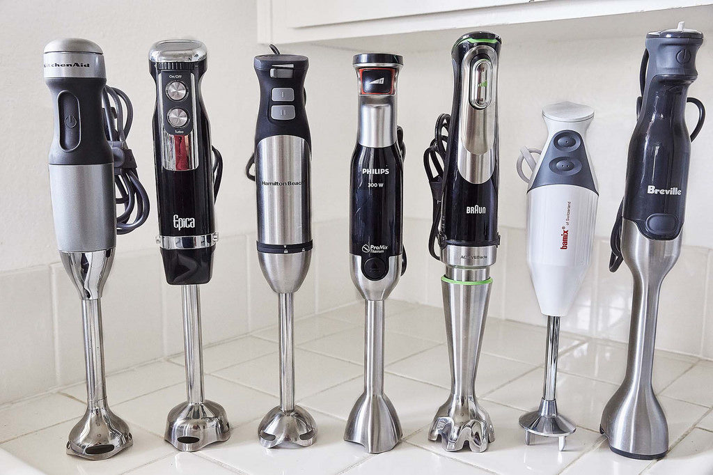 Well, you don't have to sweat it anymore. It's easy and user friendly. This article will take you through how to use an immersion blender step by step.