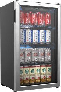 best mini fridge for beer storage