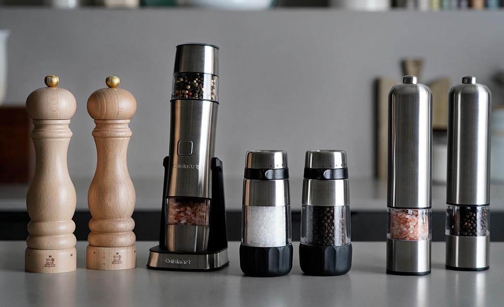 Best salt and pepper grinders