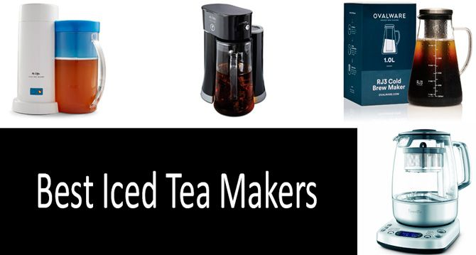 Which Iced Tea Maker is the Best?