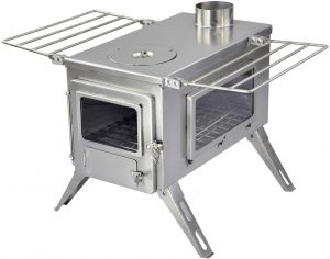 Best Wood Burning Stove for Camping