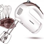 If you want to take your baking experiences to the next level, then you should invest in the best hand mixers. These kitchen tools simplify your blending, beating, mixing, and whipping cooking assignments.