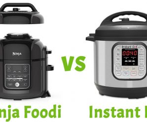 Instant Pot vs Ninja Foodi