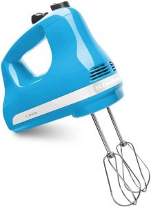 Best wattage for hand mixers
