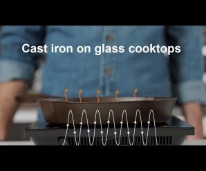 How to Protect Glass Top Stove from Cast Iron Cookware