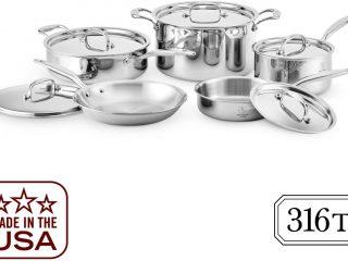 Best Waterless Cookware Review