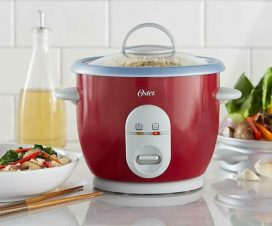 How to Use an Oster Rice Cooker