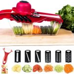 Preparing an all-inclusive meal requires dealing with different vegetables. To make the finest out of your cutting and dicing needs, you require the best vegetable chopper that will save you time and energy spent in the kitchen.