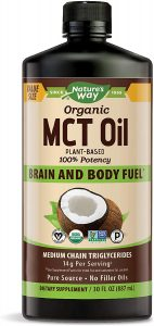 MCT Oil for Bulletproof Coffee