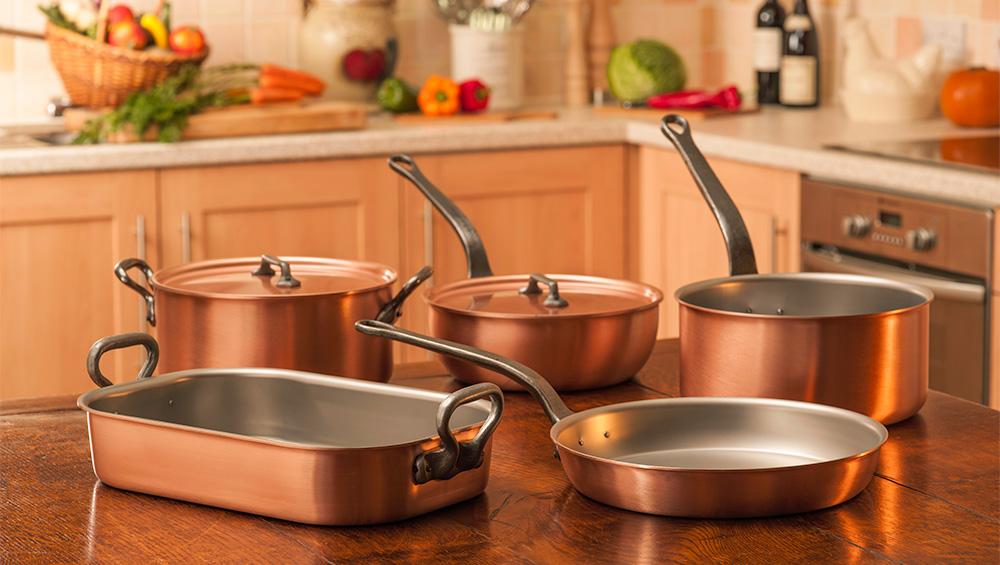 Best Red Copper Pans