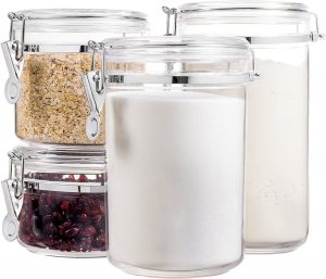 How to Test Airtight Food Storage Containers