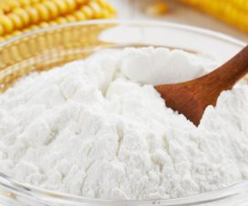 What is the difference between corn flour and wheat flour
