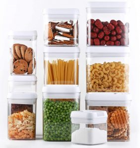 Best Airtight Food Storage Containers and How to Use Them