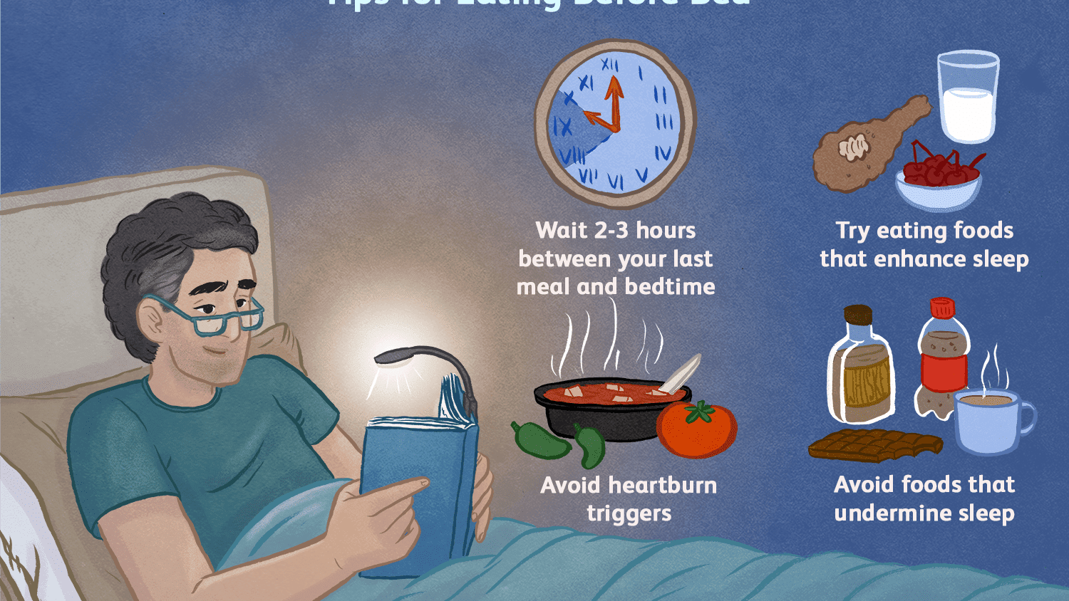 The link between inadequate sleep and digestive problems