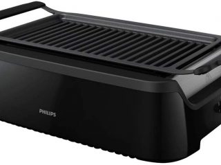Philips Smoke-less Infrared Grill - How it Works and Its Benefits
