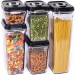 How to Use Airtight Food Storage Containers