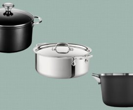 Best stockpot with a lid
