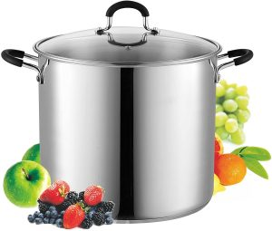 Cook N Home Stock Pot Reviews