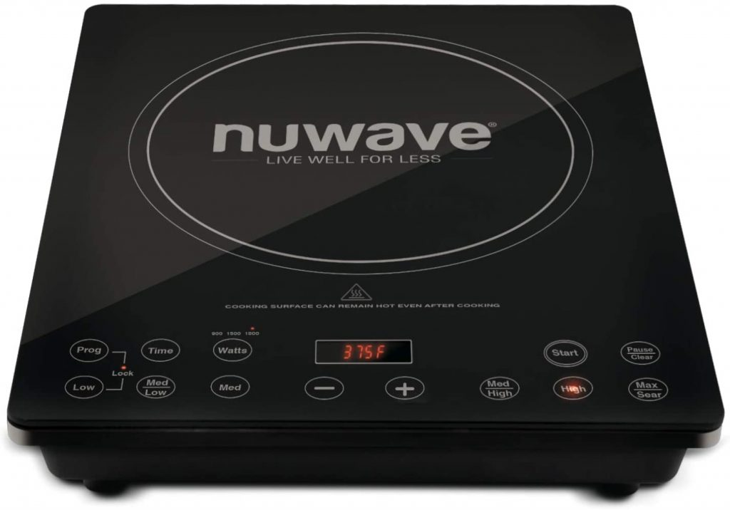 Nuwave Precision Induction Cooktop (PIC)