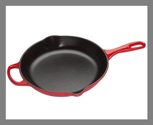 Why Lodge Cast Iron Skillet is Popular