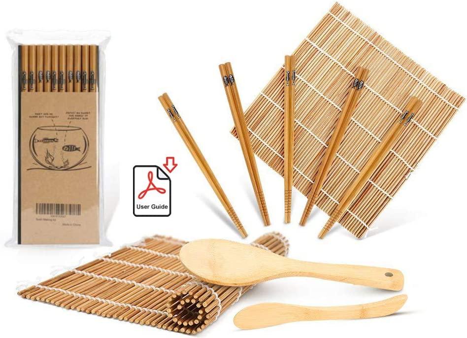 Best sushi making kit for the money