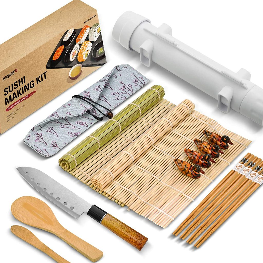 Isseve sushi making kit