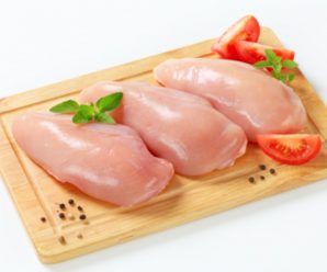 How much does a chicken breast weigh?