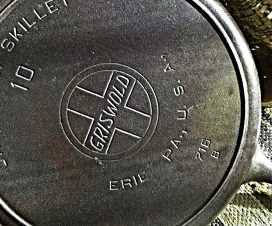 Griswold cast iron skillet review