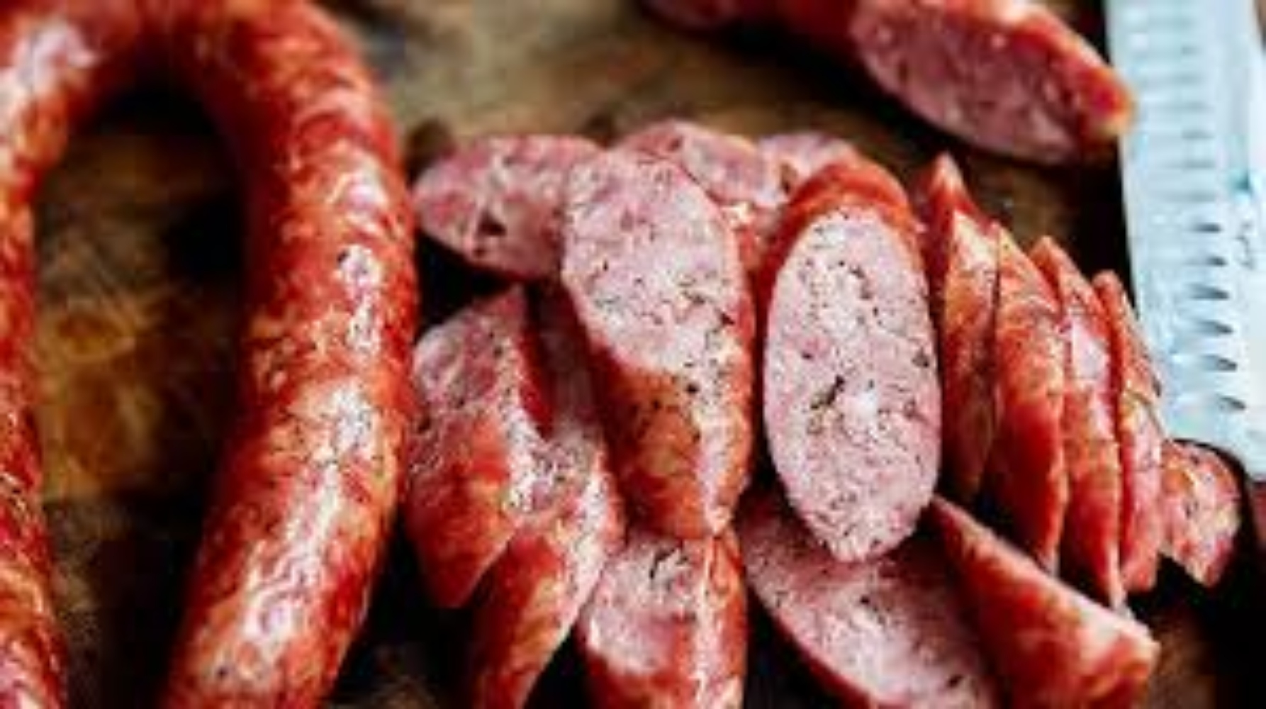 How to cook sausages in the oven