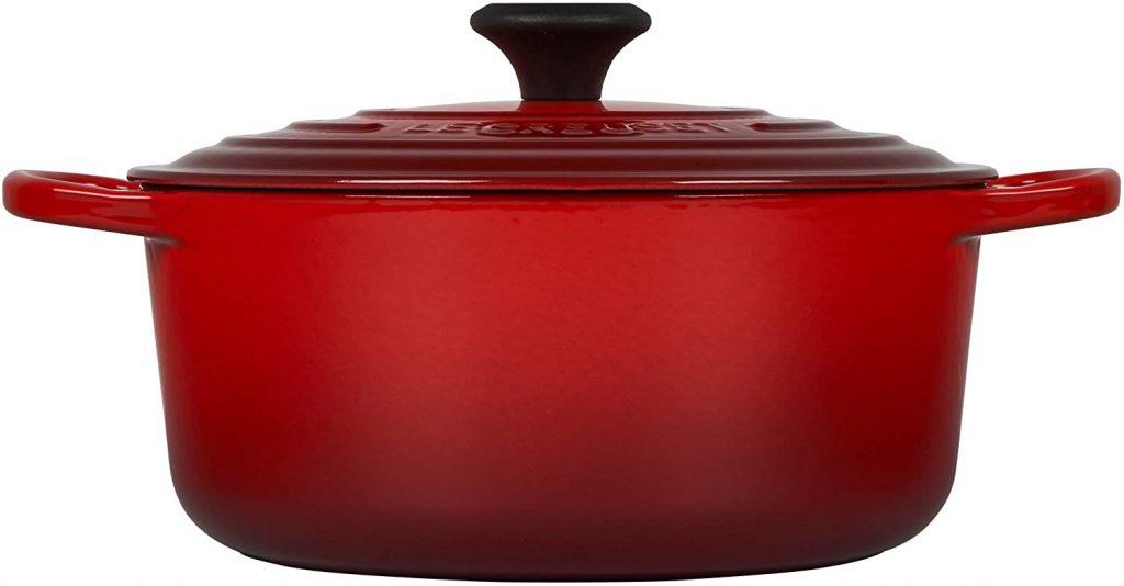 Le Creuset Enameled Cast Iron Signature Round Dutch Oven