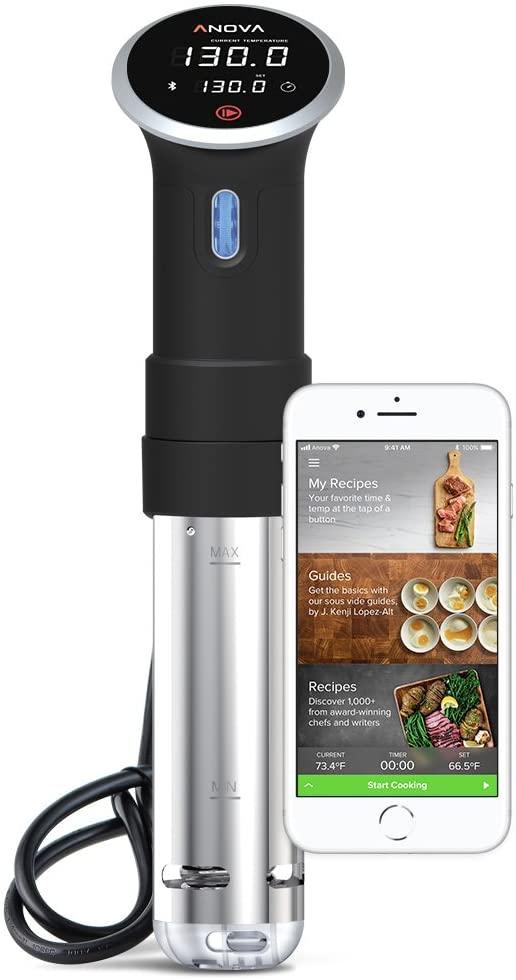 Anova Culinary Sous Vide Precision Cooker | Bluetooth