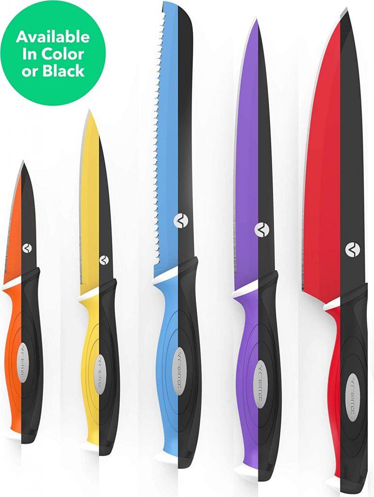 Vremi 10 Piece Knife Set