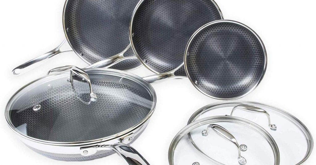 HexClad Hybrid Cookware Reviews - Is It Worth Your Money?