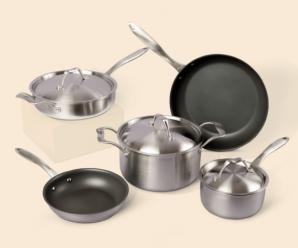 abbio cookware set review