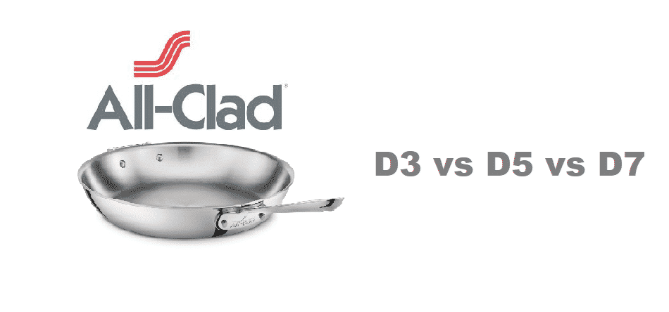 All-Clad D3 vs D5: What's the Difference?