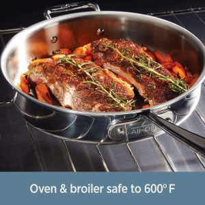 Is All-Clad Cookware Oven Safe?