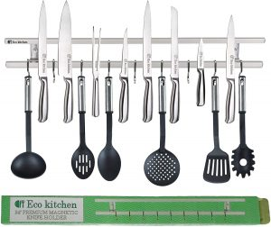 Eco Kitchen Magnetic Knife Strip 24 Inch